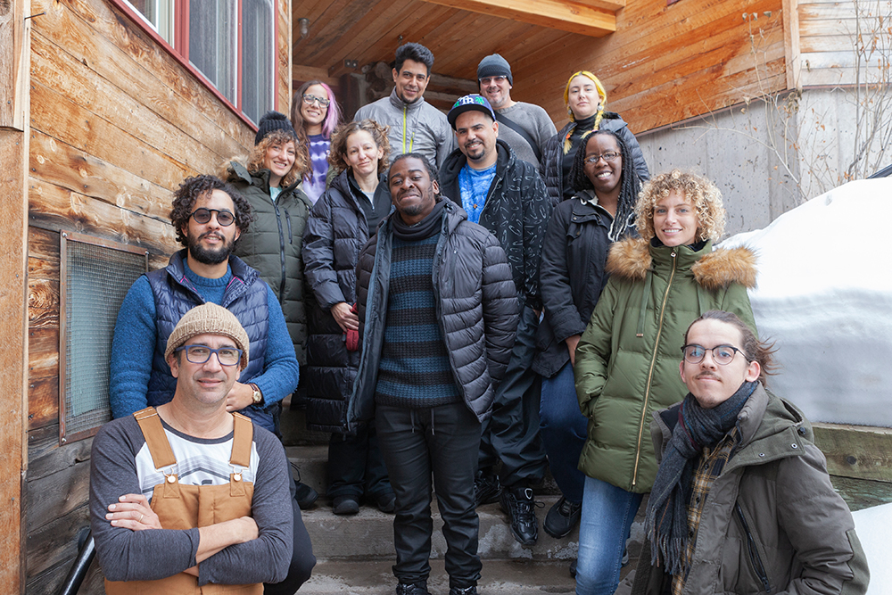 2020 Anderson Ranch Artists-in-Residence Cohort