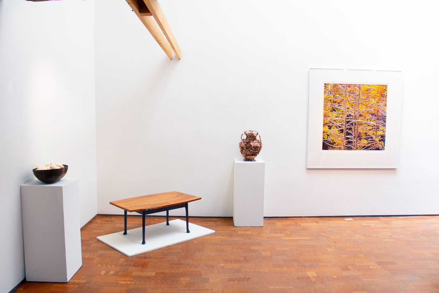an exhibition at the Patton-Malott Gallery