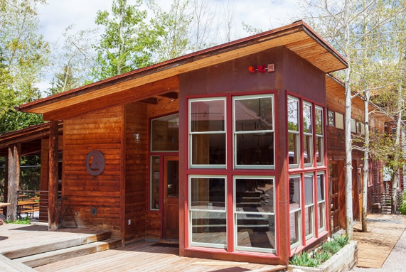 The Ranch Cafe Building