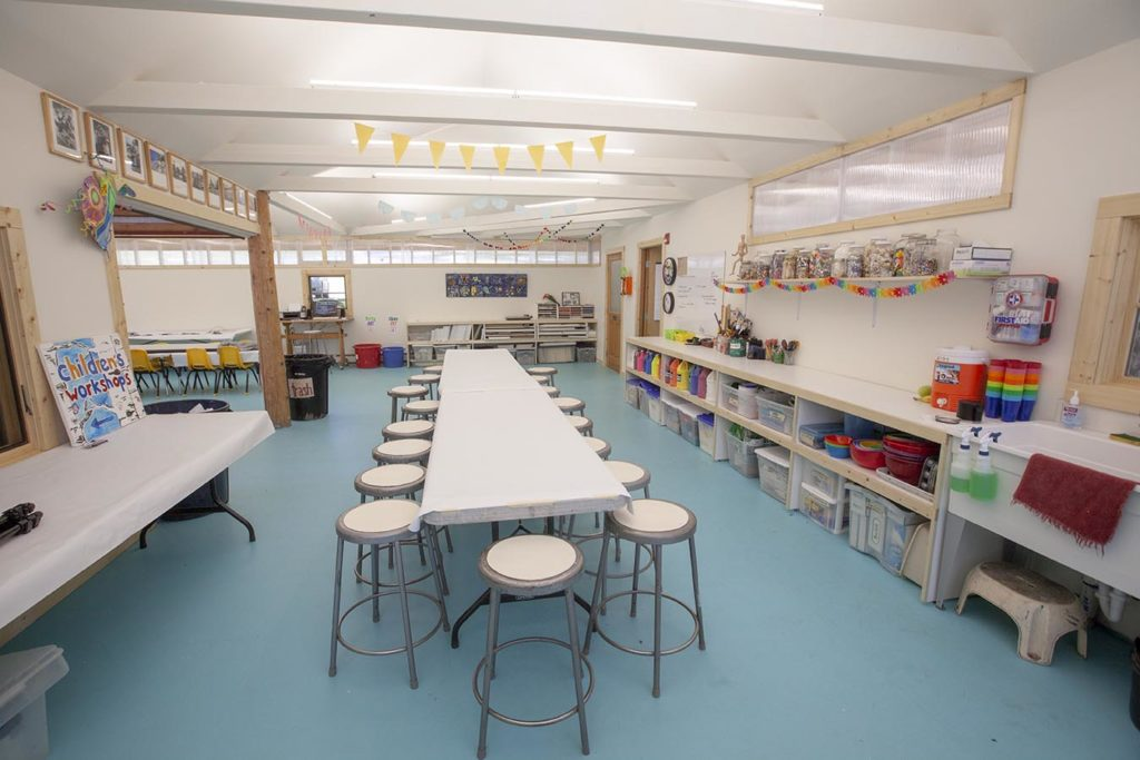The Children's studio