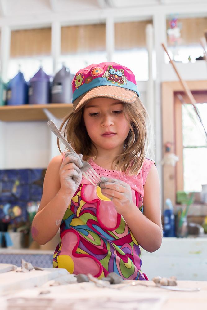 childrens workshop clay