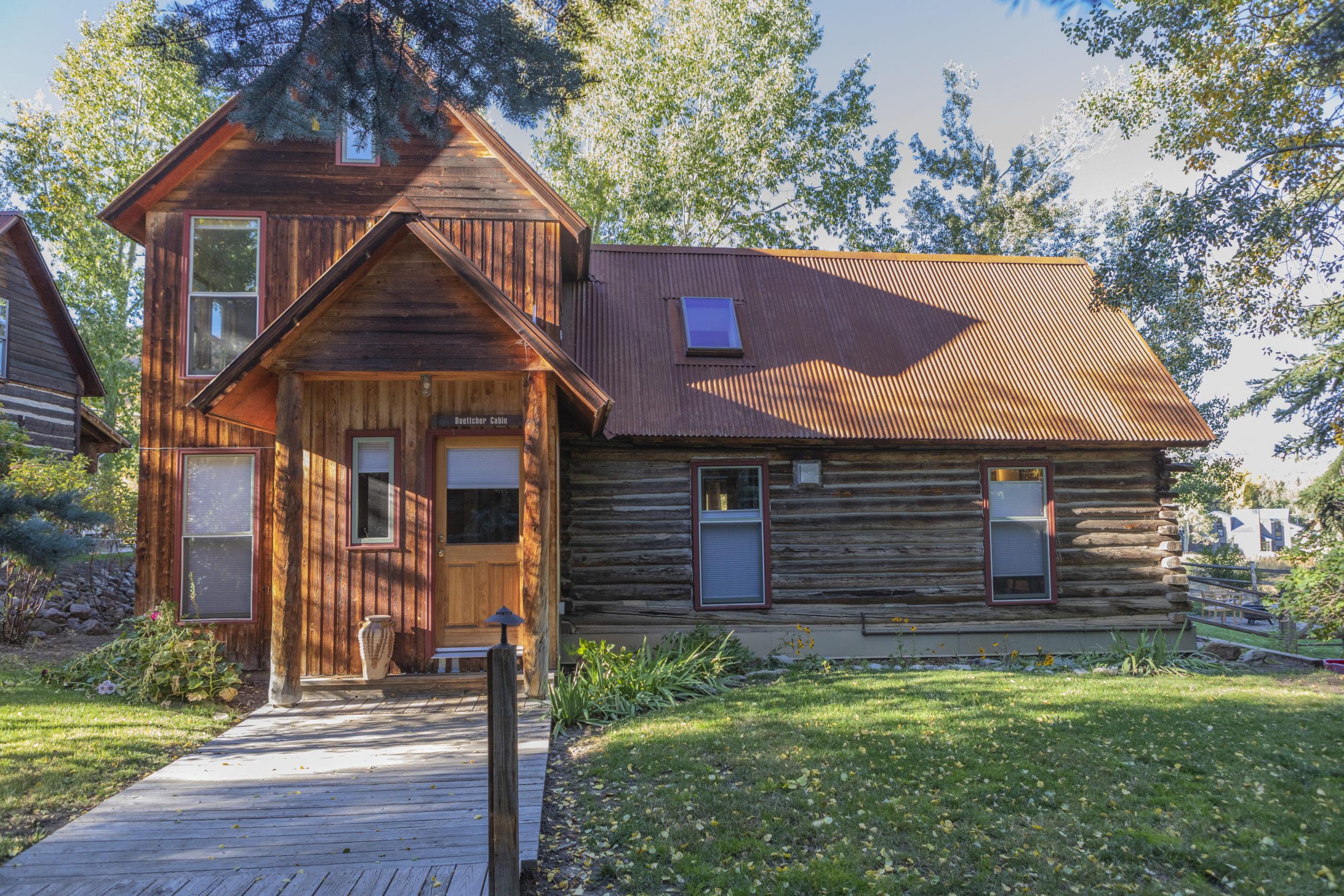 Boettcher Cabin
