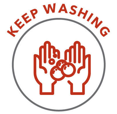Keep Washing Your Hands